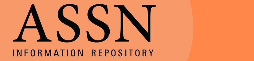 SSR/G Repository