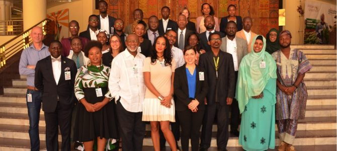 ASSN Hosts Influencing Workshop in Collaboration with the AU and Oxfam Novib