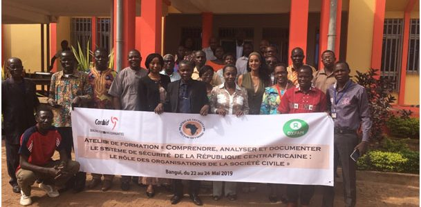 ASSN and CORDAID Organize Two Workshops to Discuss the Role of Civil Society to Security Reforms
