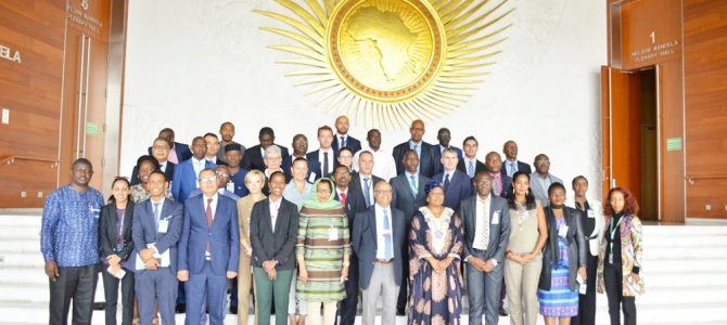 ASSN Participates in Inaugural Meeting of the AU Steering Committee on SSR
