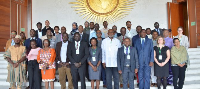 ASSN Holds Learning Event in Addis Ababa