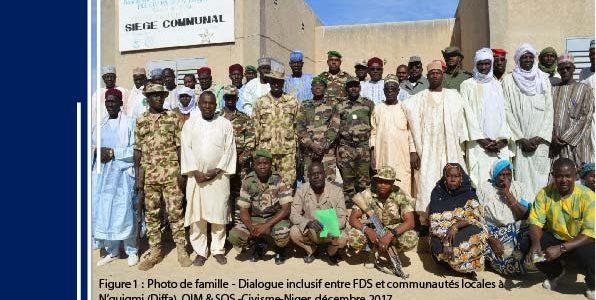 ASSN Maps Nigerien Civil Society Organizations Involved in SSR